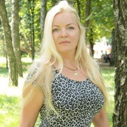 Amazing mail order bride Oksana, 46 yrs.old from Khmelnytskyi, Ukraine