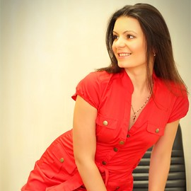 Charming bride Nadya, 35 yrs.old from Kiev, Ukraine