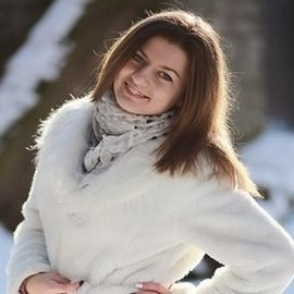 Charming miss Julia, 23 yrs.old from Boberka, Ukraine
