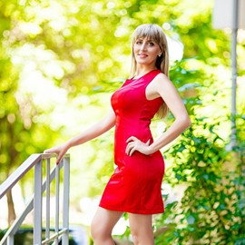 Beautiful wife Larisa, 41 yrs.old from Nikolaev, Ukraine
