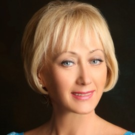 Single mail order bride Alla, 61 yrs.old from Kiev, Ukraine