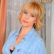 Single pen pal Elena, 50 yrs.old from Berdyansk, Ukraine