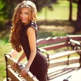 Amazing mail order bride Anna, 27 yrs.old from Dnipropetrovsk, Ukraine