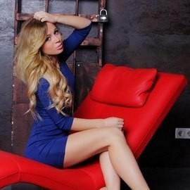 Single girlfriend Hanna, 24 yrs.old from Kiev, Ukraine