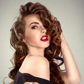 Pretty girlfriend Anastasia, 23 yrs.old from Donetsk, Ukraine