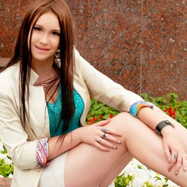 Gorgeous bride Violetta, 20 yrs.old from Sevastopol, Russia