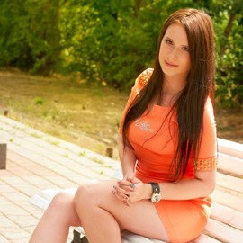 Beautiful bride Violetta, 20 yrs.old from Sevastopol, Russia