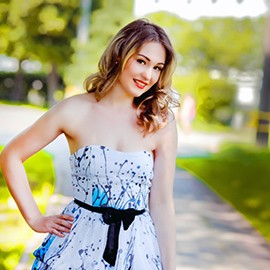 Amazing lady Anna, 29 yrs.old from Poltava, Ukraine