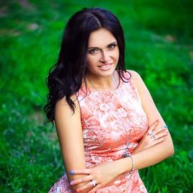 Charming wife Ekaterina, 25 yrs.old from Zaporozhye, Ukraine