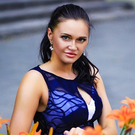 Pretty wife Ekaterina, 26 yrs.old from Zaporozhye, Ukraine