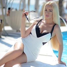 Nice mail order bride Natalia, 45 yrs.old from Odessa, Ukraine