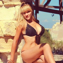 Pretty bride Alina, 24 yrs.old from Kerch, Russia
