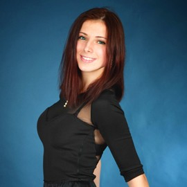 Pretty woman Anna, 22 yrs.old from Kerch, Russia