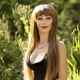 Pretty wife Svetlana, 44 yrs.old from Lvov, Ukraine
