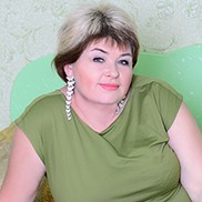 Beautiful pen pal Elena, 54 yrs.old from Berdyansk, Ukraine