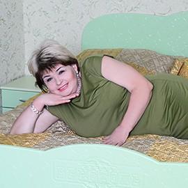 Charming pen pal Elena, 55 yrs.old from Berdyansk, Ukraine