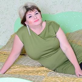 Beautiful mail order bride Elena, 54 yrs.old from Berdyansk, Ukraine
