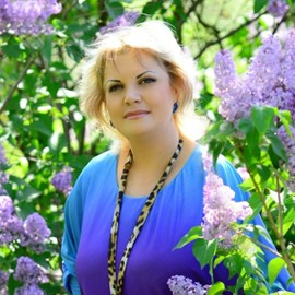 Pretty pen pal Tatjyana, 45 yrs.old from Berdyansk, Ukraine