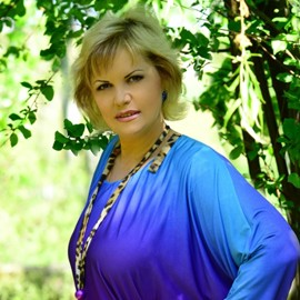 Beautiful mail order bride Tatjyana, 45 yrs.old from Berdyansk, Ukraine