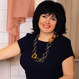 Single mail order bride Viktoria, 54 yrs.old from Berdyansk, Ukraine