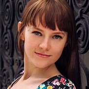 Charming bride Inna, 28 yrs.old from Pskov, Russia
