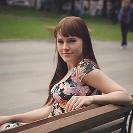 Pretty bride Inna, 28 yrs.old from Pskov, Russia
