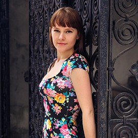 Hot bride Inna, 28 yrs.old from Pskov, Russia