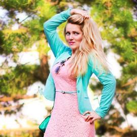 Single woman Anastasiya, 23 yrs.old from Yalta, Russia