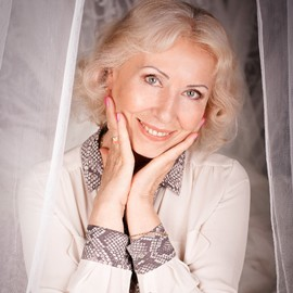 Nice girl Irina, 55 yrs.old from Sevastopol, Russia