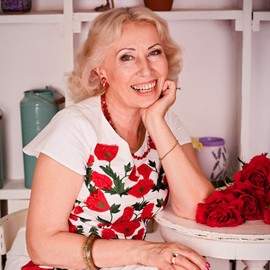 Gorgeous girl Irina, 55 yrs.old from Sevastopol, Russia