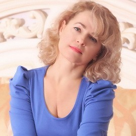 Charming miss Lyudmila, 49 yrs.old from Kiev, Ukraine