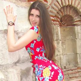 Nice pen pal Anastasiya, 24 yrs.old from Kerch, Russia