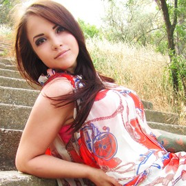 Single pen pal Glafira, 25 yrs.old from Kerch, Russia