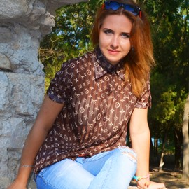 Hot pen pal Yulia, 23 yrs.old from Kerch, Russia
