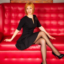 Pretty lady Anna, 43 yrs.old from Nikolaev, Ukraine
