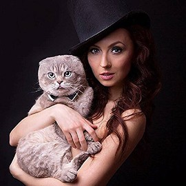 Charming lady Dariya, 32 yrs.old from Zhytomyr, Ukraine