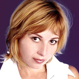 Beautiful girlfriend Oksana, 46 yrs.old from Odessa, Ukraine