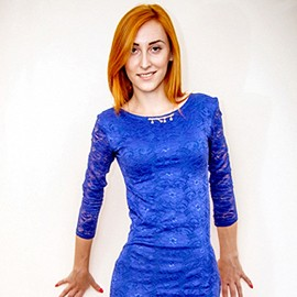 Single wife Julia, 25 yrs.old from Poltava, Ukraine