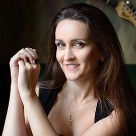 Gorgeous girlfriend Alla, 32 yrs.old from Zhytomyr, Ukraine
