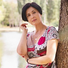 Charming girlfriend Irina, 53 yrs.old from Simferopol, Russia