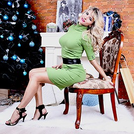 Nice wife Elena, 44 yrs.old from Odessa, Ukraine