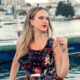 Gorgeous bride Nataliya, 29 yrs.old from Yalta, Russia