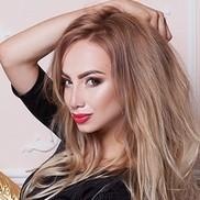 Gorgeous lady Alina, 26 yrs.old from Kiev, Ukraine