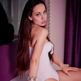 Charming girlfriend Galina-Angelina, 20 yrs.old from Kiev, Ukraine