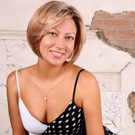Charming bride Irina, 42 yrs.old from Kiev, Ukraine