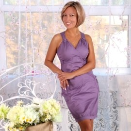 Pretty bride Irina, 42 yrs.old from Kiev, Ukraine
