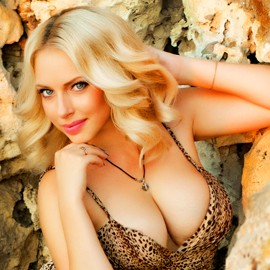 Single mail order bride Elizaveta, 24 yrs.old from Sevastopol, Russia