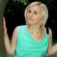 Beautiful bride Anna, 28 yrs.old from Kiev, Ukraine