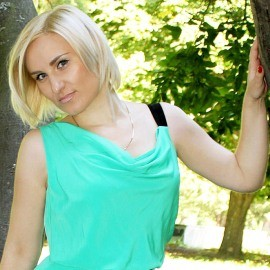 Single bride Anna, 28 yrs.old from Kiev, Ukraine