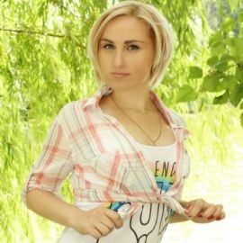 Sexy bride Anna, 28 yrs.old from Kiev, Ukraine